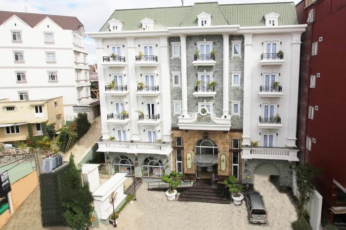 Điểm qua 3 khách sạn mới giá siêu tốt tại Đà Lạt