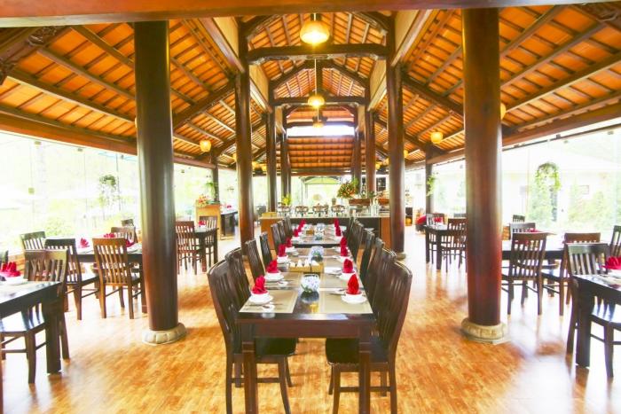 Resort 4 sao SAM Tuyền Lâm Đà Lạt