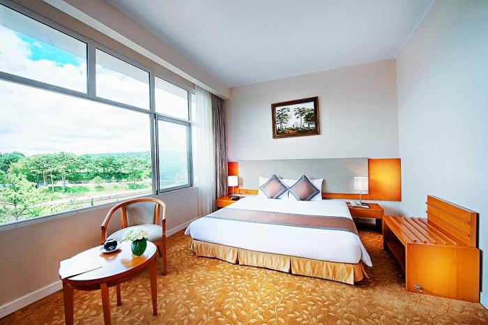 Top 5 khách sạn tại hấp dẫn nhất cho bạn khi đến Đà Lạt