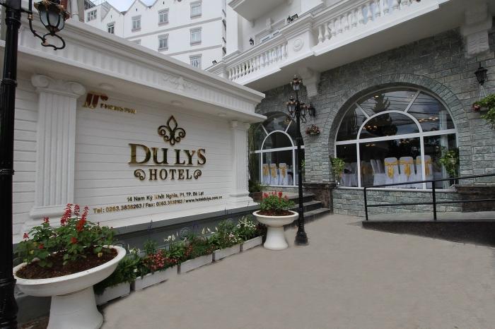 Khách sạn 3 sao Du Lys Đà Lạt