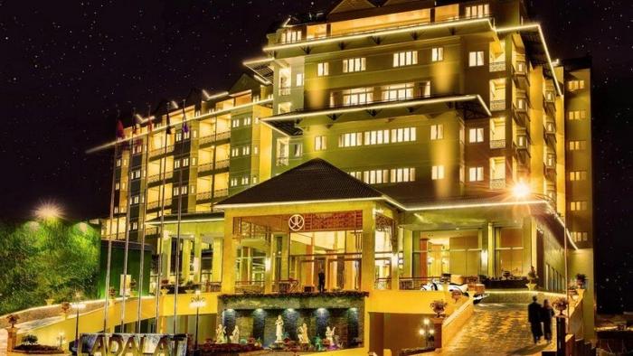 Khách sạn 5 sao LADALAT Đà Lạt