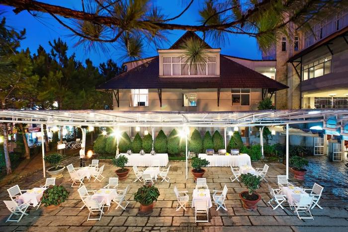 Khách sạn 4 sao Mường Thanh Đà Lạt