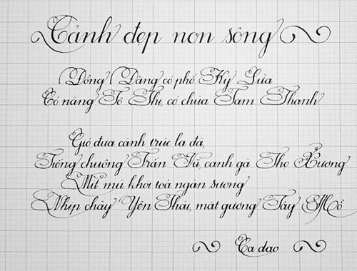 Tiếng nói và chữ viết của đất nước Việt Nam