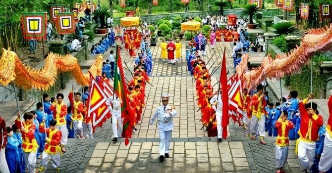 Đôi nét về lễ hội truyền thống ở Việt Nam