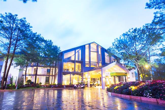 Khu nghỉ dưỡng resort 4 sao Terracotta Đà Lạt